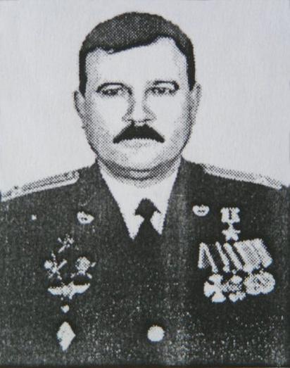 Наумов Юрий Михайлович